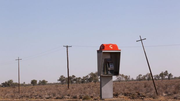 Telstra has been forced adapt 2G, 3G and 4G  technologies to cover our vast, sparsely populated landscape.