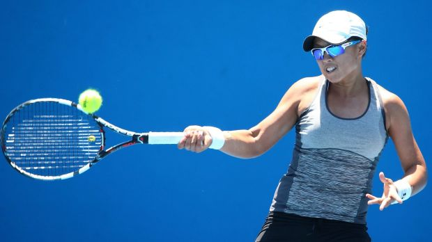 Alison Bai was a part of the Canberra Velocity team that finished tied for seventh at the Asia-Pacific Tennis League ...