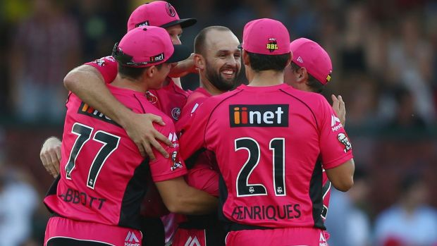 Indomitable Lyon:  Sixers off-spinner Nathan Lyon took 5-23