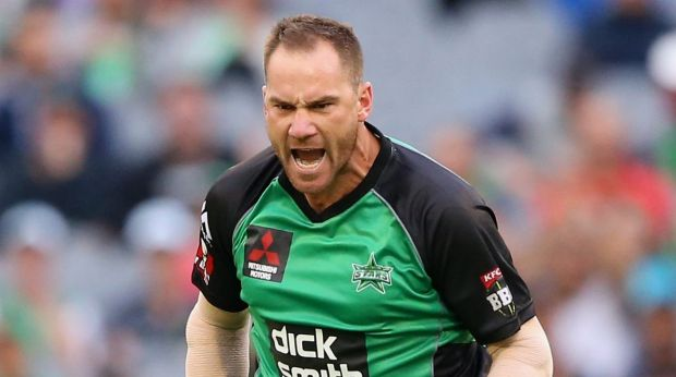 Playing catch-up: Melbourne Stars all-rounder John Hastings is confident the team can overcome a sluggish start to its ...