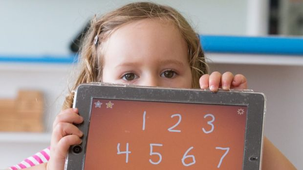 New research shows that learning on a tablet may be just as effective as traditional learning techniques.