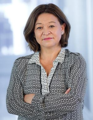 New ABC managing director Michelle Guthrie.