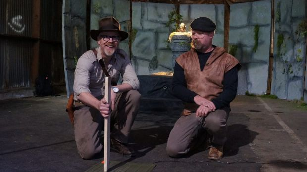 Mythbusters Adam Savage and Jamie Hyneman have forged a fruitful on-air partnership after 14 years, but they are not ...