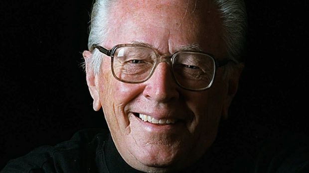 Peanuts creator Charles Schulz in 1997.