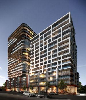 Towers up to 26 storeys are proposed for the former Moonee Ponds Market site.
