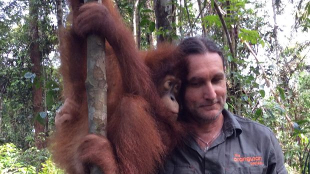The Orangutan Project founder has made world-first discoveries about the orangutan, which literally translates as a ...