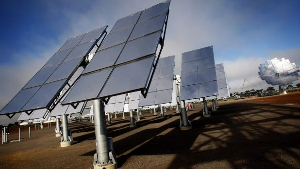 Australia is lagging behind when it comes to the renewable energy industry.