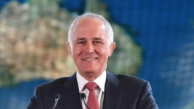 Prime Minister Malcolm Turnbull's call for innovation to boost Australia's economy has been heeded by French shipbuilder ...