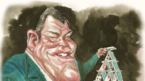 James Packer is known to have approached both Blackstone Real Estate and the Canada Pension Plan Investment Board over ...