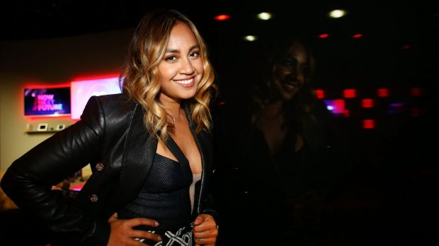Jessica Mauboy plays a singer in a country pub who meets a city hotelier in <i>The Secret Daughter</i>.