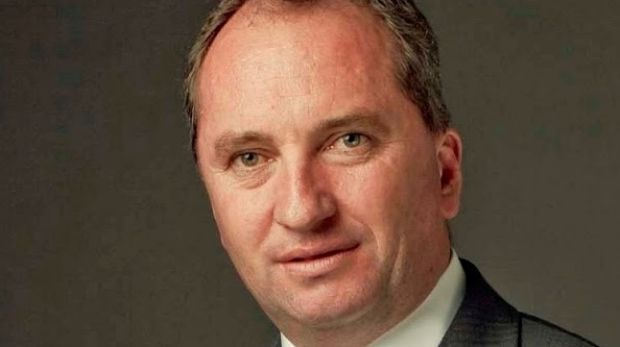 Voters in National Party leader Barnaby Joyce's electorate are largely unimpressed by the prospect of the Coalition's ...