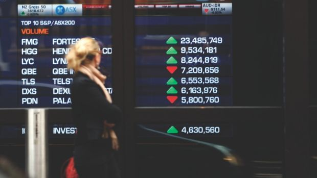 The S&P/ASX200 closed down 1.6 per cent, or 86 points, at 5184.4.