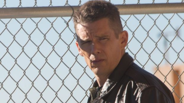 Ethan Hawke stars as a troubled war veteran in Good Kill.