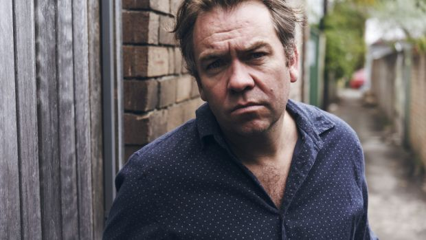 "Brendan Cowell: ""We're not making art that talks about the complex, stressful lives that Australians lead."""