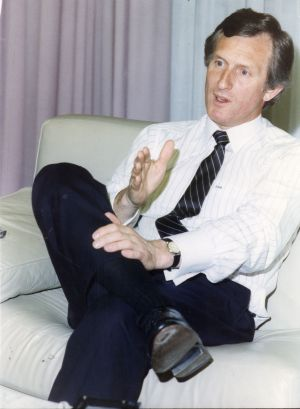 Dr John Hewson explains his strategy for success at the 1990 federal election.