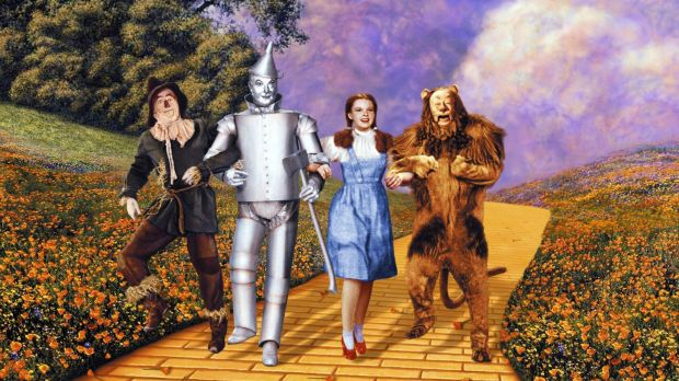 <i>The Wizard of Oz</i> is one of those films that admirers can watch over and over.