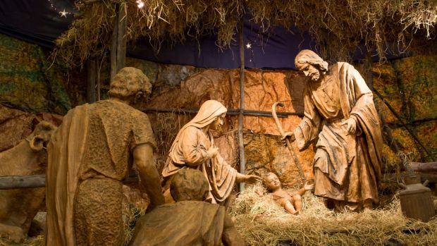 Whether you're a believer or a cynic, accounts of the first Christmas are nothing if not harsh.
