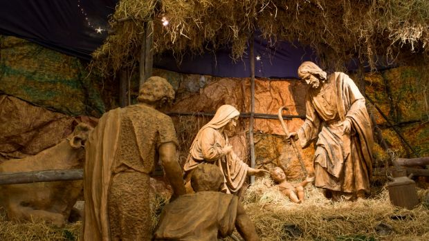 A Jesus born today could not have been visited by three kings. Nor could he, and his family, have fled to Egypt if Egypt ...