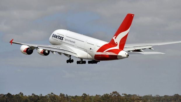 A Qantas flight landed in Oman after a passenger suffered a medical emergency.