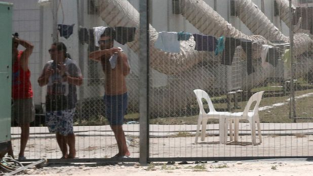 The Manus Island detention centre houses asylum seekers who suffer a range of physical and mental disorders and where ...