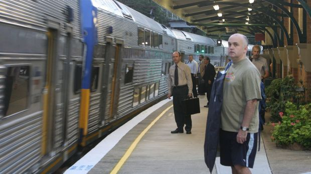 Blaxland, 70 kilometres west of the Sydney CBD, is connected to the city by train.
