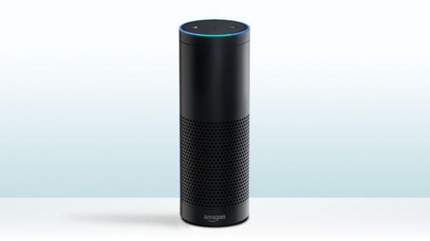 Use your voice to control your smart appliances, interact with your apps or just have a chat.