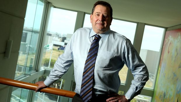 Nufarm chief executive Greg Hunt is on a mission to improve customer service.