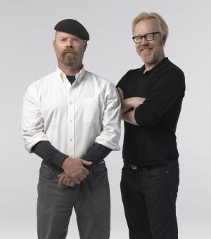 Jamie Hyneman and Adam Savage are going out with a bang for their final season.