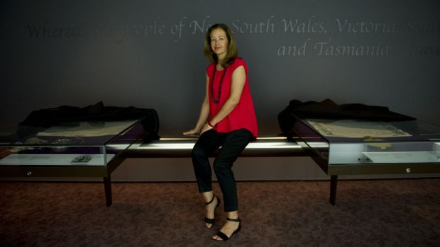 Visitor Experience Coordinator of the National Archives Talei Emberson will be opening the Archives Federation Gallery ...