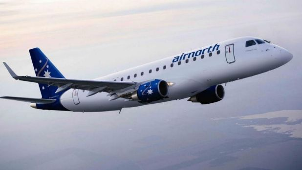 New Airnorth jets fly from Toowoomba to Melbourne and Cairns.