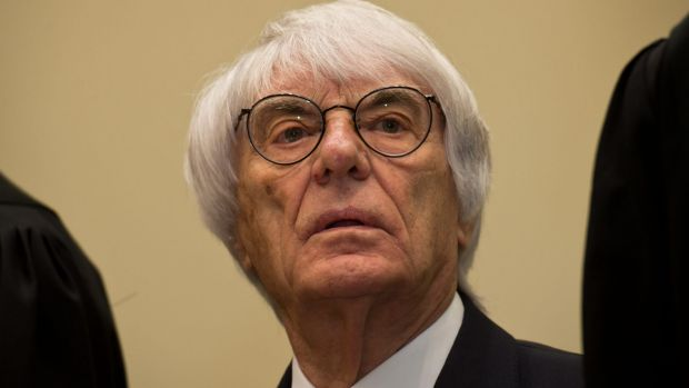 Bernie Ecclestone has cast doubt on whether Hockenheim could continue to shoulder the financial strain of the grand prix.