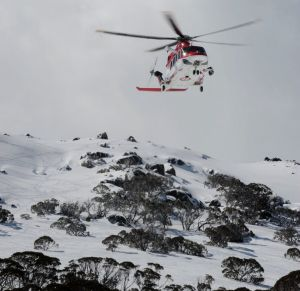 Search for missing youth Evan Greenwood at Charlotte Pass.