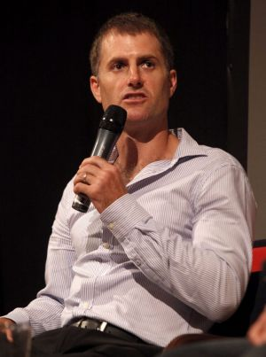 Backing Canberra: Former Test cricketer Simon Katich thinks Manuka Oval could host a Test match.