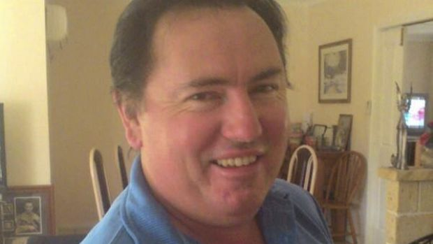 John Shaw, missing after ute crash on the NSW mid-north coast.