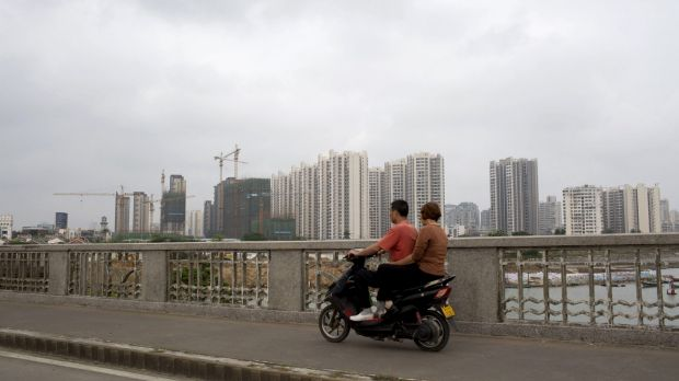 Haikou, the capital of tropical Hainan island - China's Honolulu - tops the table for credit expansion as investors from ...