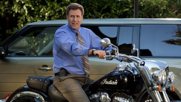 Would you accept a ride from this man? A comedy starring Will Ferrell as a driver is just one of many Uber-themed ...