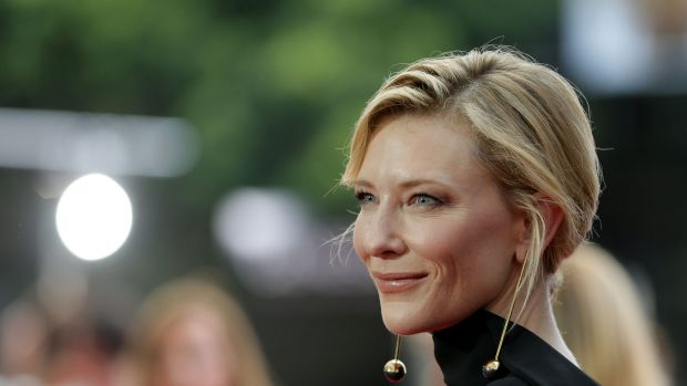 Cate Blanchett's skin is among the best in the business.