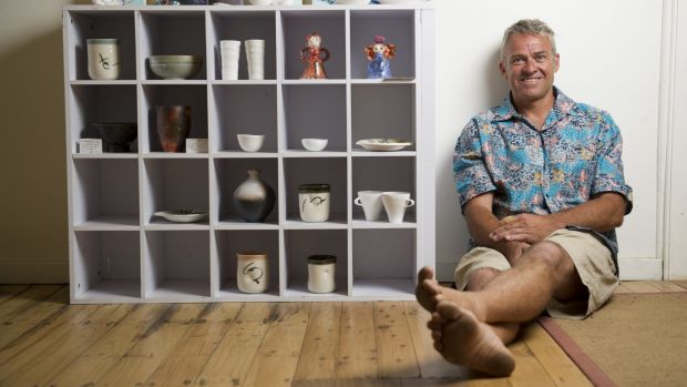 Paul Ware, of the Artery Gallery, Mossy Point, says the gallery had become well known because it had been established ...