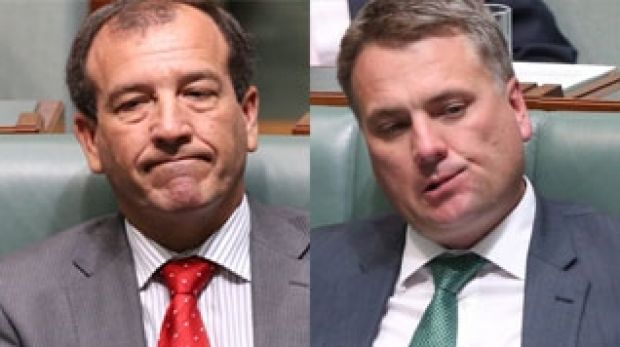 Replaced: Mal Brough and Jamie Briggs.