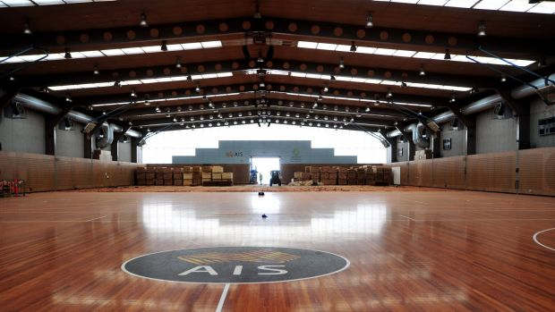 The AIS is replacing 30 years of basketball and netball history with new floorboards in a $750,000 renovation.
