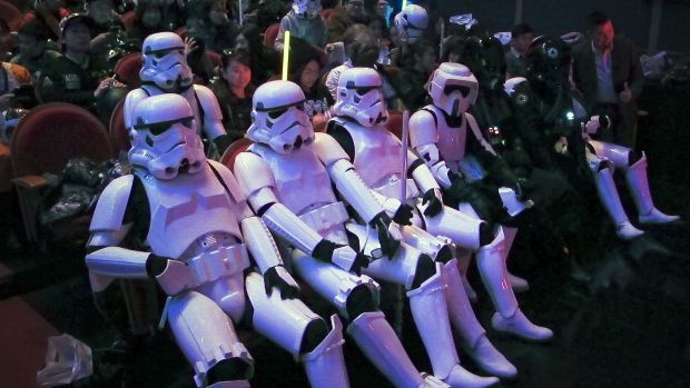 Fans are flocking to see <i>Star Wars: The Force Awakens</i> and revenue has well exceeded expenditure.