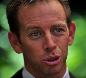 Shane Rattenbury has called for a ban on greyhound racing in Canberra.