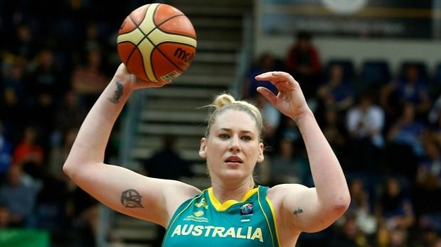 Lauren Jackson is battling to be fit for a fifth Olympics.