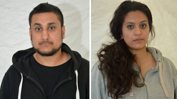 Mohammed Rehman and his wife, Sana Ahmed Khan, were interested in helping Islamic State extremists by planning a ...