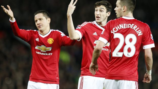 Short of answers: Manchester United are struggling for form and consistency.