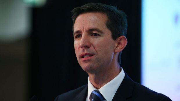 """I will defend the defensible but if I need to act, I will"": Minister Simon  Birmingham."