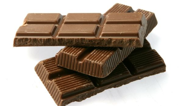 Imagine all the people in the deserts who, at this very moment, are tragically unable to have chocolate.