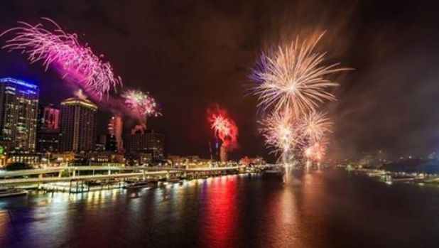 Wherever you are on New Year's Eve, fireworks will erupt not too far away, with Brisbane, the Gold Coast and the ...