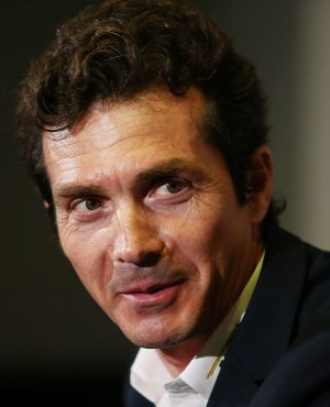 "Adelaide United coach Guillermo Amor is ""one of the greatest players in the history of Barcelona"", says Andreu."