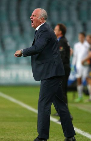 Sydney FC coach Graham Arnold was left fuming by Matt Simon's one-match ban.